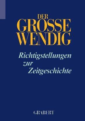 Der Große Wendig – Band 4 von Kosiek,  Rolf, Rose,  Olaf