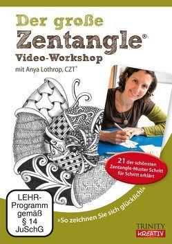 Der große Zentangle® Video-Workshop