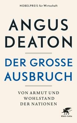 Der große Ausbruch von Deaton,  Angus
