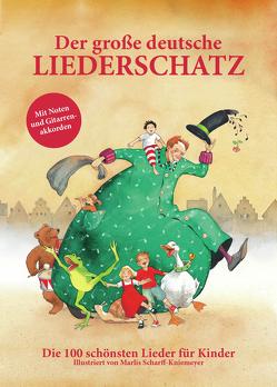 Der große deutsche Liederschatz von Scharff-Kniemeyer,  Marlis