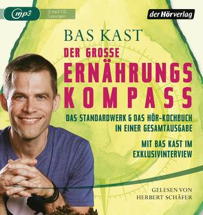 Der große Ernährungskompass von Kast,  Bas, Schäfer,  Herbert