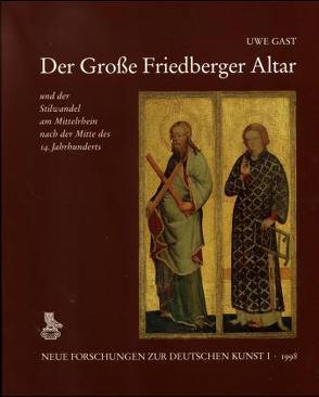 Der Grosse Friedberger Altar von Gast,  Uwe