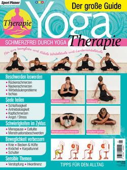 Der große Guide: Yoga Therapie von bpa media GmbH, Schmitt-Krauß,  Adriane