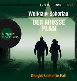 Der große Plan von Arnold,  Frank, Schorlau,  Wolfgang