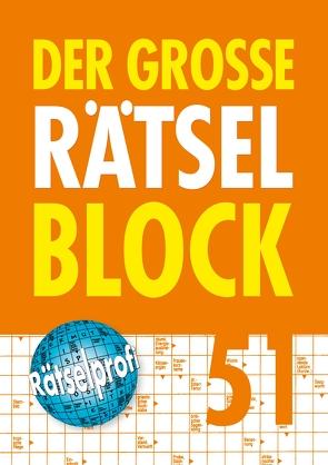 Der große Rätselblock 51