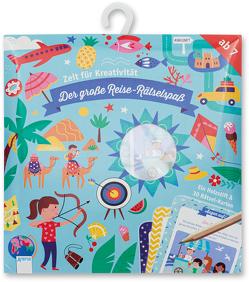 Der große Reise-Rätselspaß von Meyer,  Aurore, Monnier,  Sandrine, Runschke,  Nadja