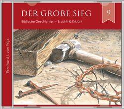 Der große Sieg (2 CDs Audio-Hörbuch) von J. van Wijk,  Bernhard
