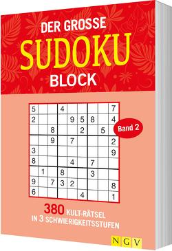 Der große Sudokublock Band 2