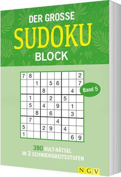 Der große Sudokublock Band 5