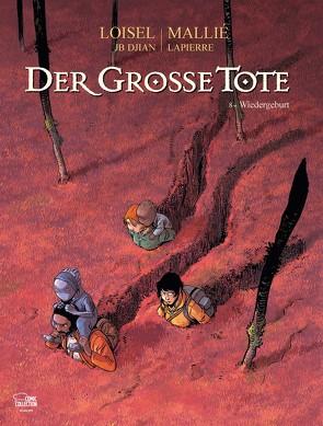 Der große Tote 08 von Löhmann,  Uwe, Loisel,  Régis, Mallié,  Vincent