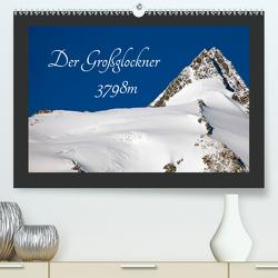 Der Großglockner 3798m (Premium, hochwertiger DIN A2 Wandkalender 2020, Kunstdruck in Hochglanz) von Kramer,  Christa