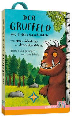 Der Grüffelo und andere Geschichten und Lieder von Donaldson,  Julia, Schulz,  Ilona