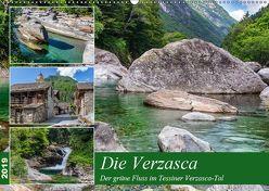 Der grüne Fluss (Wandkalender 2019 DIN A2 quer) von Di Chito,  Ursula