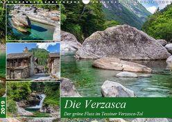 Der grüne Fluss (Wandkalender 2019 DIN A3 quer) von Di Chito,  Ursula
