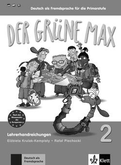 Der grüne Max 2 von Krulak-Kempisty,  Elzbieta, Piechocki,  Rafal