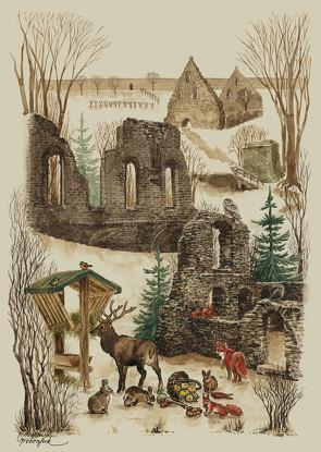 Der grüne Schatz der Mönche von Benz,  Isabella, Grebenjuk,  Natalia