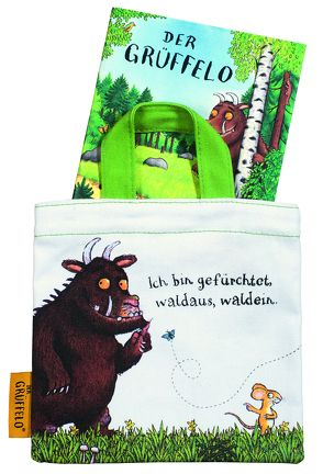 Der Grüffelo. Mit Stofftasche von Donaldson,  Julia, Osberghaus,  Monika, Scheffler,  Axel