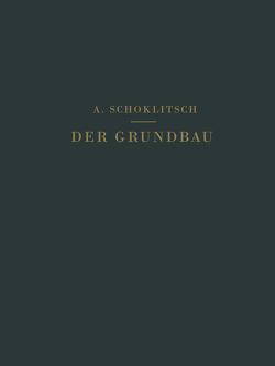 Der Grundbau von Franzius,  O., Otzen,  Robert, Richter,  O.