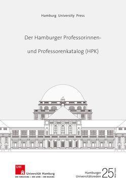 Der Hamburger Professorinnen- und Professorenkatalog (HPK) von Nicolaysen,  Rainer
