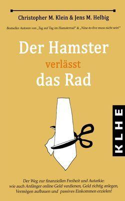 Der Hamster verlässt das Rad von Christopher,  Klein