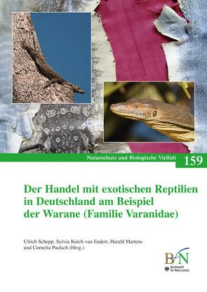 Der Handel mit exotischen Reptilien in Deutschland am Beispiel der Warane