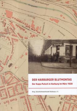 Der Harburger Blutmontag von Pleiser,  Fabian, Rachow,  Kirstin, Steege,  Thomas, Stöver,  Jan, Wörmer,  Regine