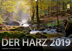 Der Harz 2019 (Wandkalender 2019 DIN A2 quer) von Schrader,  Ulrich