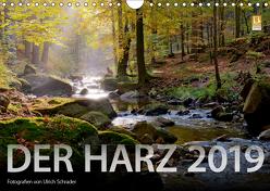 Der Harz 2019 (Wandkalender 2019 DIN A4 quer) von Schrader,  Ulrich