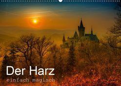 Der Harz einfach magisch (Wandkalender 2019 DIN A2 quer) von Wenske,  Steffen