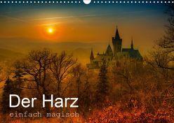Der Harz einfach magisch (Wandkalender 2019 DIN A3 quer) von Wenske,  Steffen