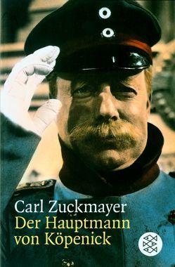 Der Hauptmann von Köpenick von Zuckmayer,  Carl