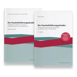 Der Haushaltsführungsschaden – Kombipaket von Pardey,  Frank, Schulz-Borck,  Hermann