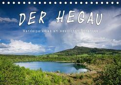 Der Hegau – Wanderparadies am westlichen Bodensee (Tischkalender 2018 DIN A5 quer) von Keller,  Markus