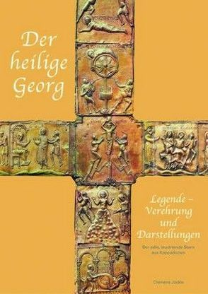 Der heilige Georg – Nr. 237 von Jöckle,  Clemens