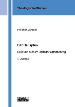 Der Heilsplan von Janssen,  Friedrich