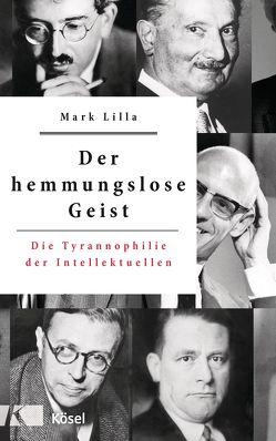 Der hemmungslose Geist von Liebl,  Elisabeth, Lilla,  Mark