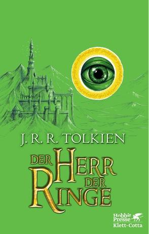 Der Herr der Ringe von Krege,  Wolfgang, Tolkien,  J.R.R.