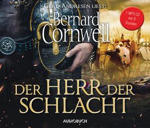 Der Herr der Schlacht von Andresen,  Gerd, Cornwell,  Bernard, Fell,  Karolina
