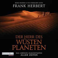 Der Herr des Wüstenplaneten von Bremer,  Mark, Dänekamp,  Uta, Herbert,  Frank, Schmidt,  Jakob