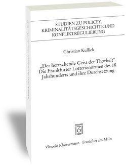"""""""Der herrschende Geist der Thorheit"""" von Kullick,  Christian"""