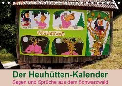Der Heuhütten-Kalender (Tischkalender 2021 DIN A5 quer) von Weiler,  Michael