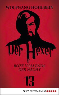 Der Hexer 13 von Hohlbein,  Wolfgang