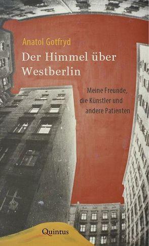 Der Himmel über Westberlin von Gotfryd,  Anatol
