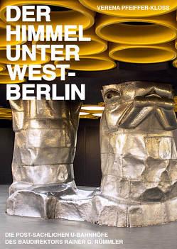 Der Himmel unter West-Berlin von Pfeiffer-Kloss,  Verena