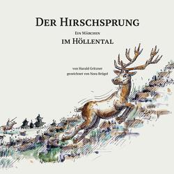 Der Hirschsprung im Höllental von Gritzner,  Harald