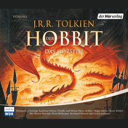 Der Hobbit von Benrath,  Martin, Bollmann,  Horst, Köhler,  Heinz-Dieter, Minetti,  Bernhard, Scherf,  Walter, Tolkien,  J.R.R.
