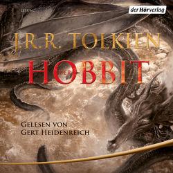 Der Hobbit von Heidenreich,  Gert, Krege,  Wolfgang, Tolkien,  J.R.R.