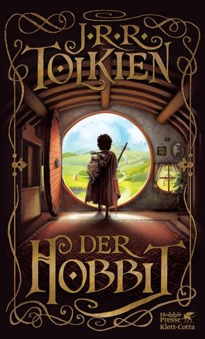 Der Hobbit von Krege,  Wolfgang, Tolkien,  J.R.R.