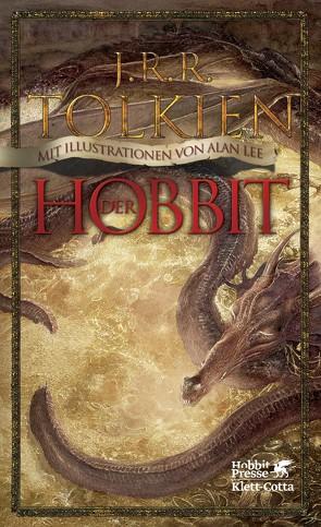 Der Hobbit von Krege,  Wolfgang, Lee,  Alan, Tolkien,  J.R.R.