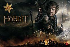 Der Hobbit Broschur XL – Kalender 2019 von Heye